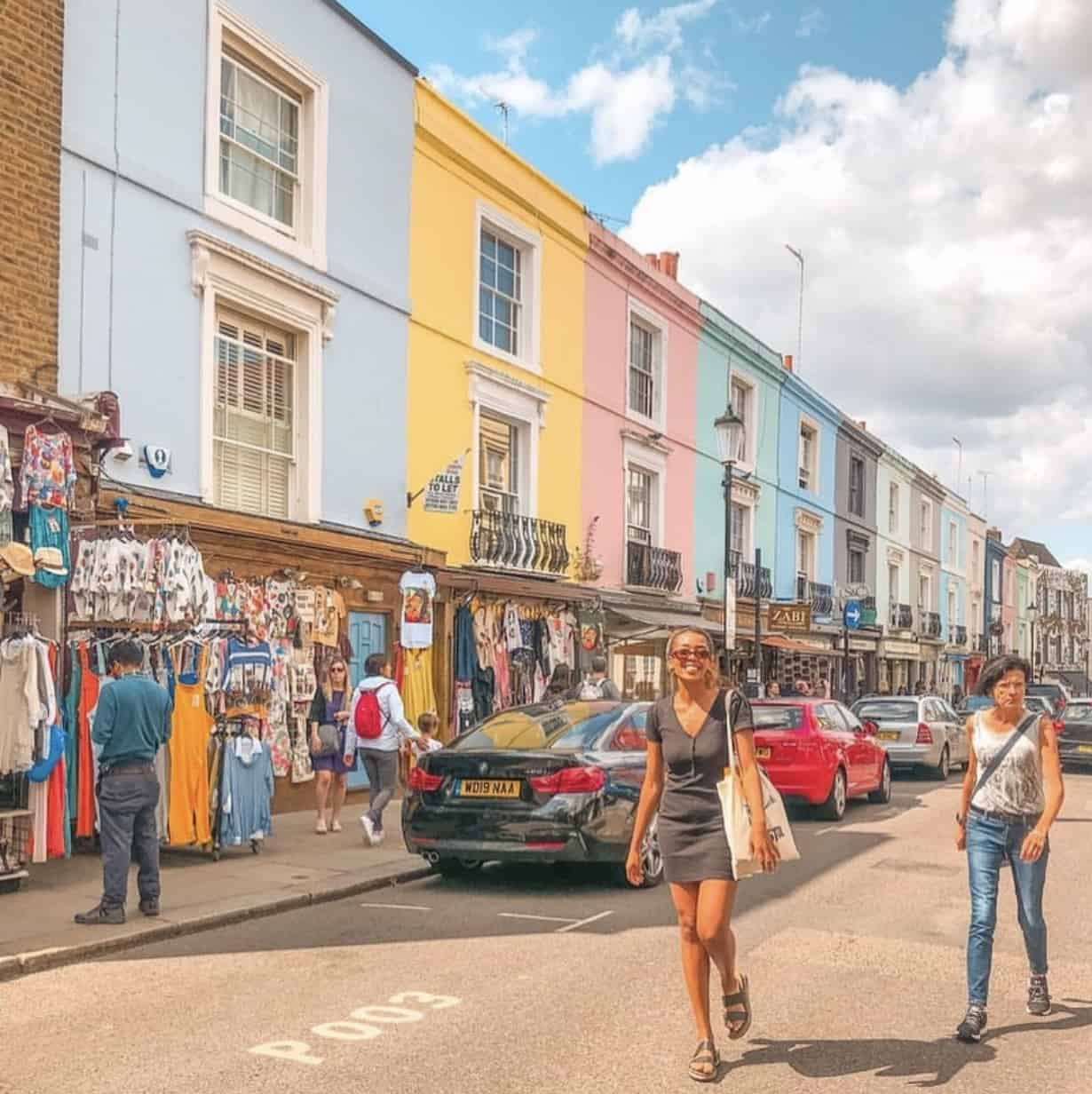 Candace-Abroad-on-Portobello-Road-Notting-Hill-famous-streets-in-london