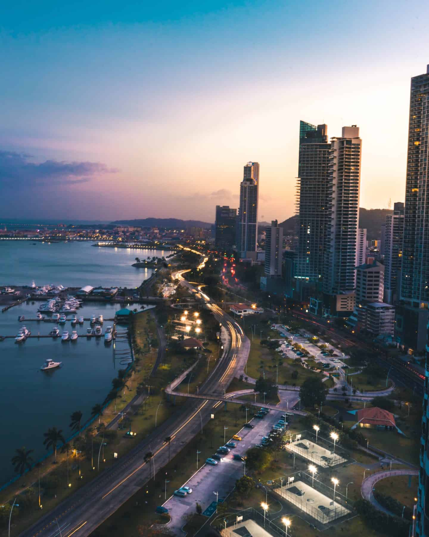 Panama, black expat friendly city