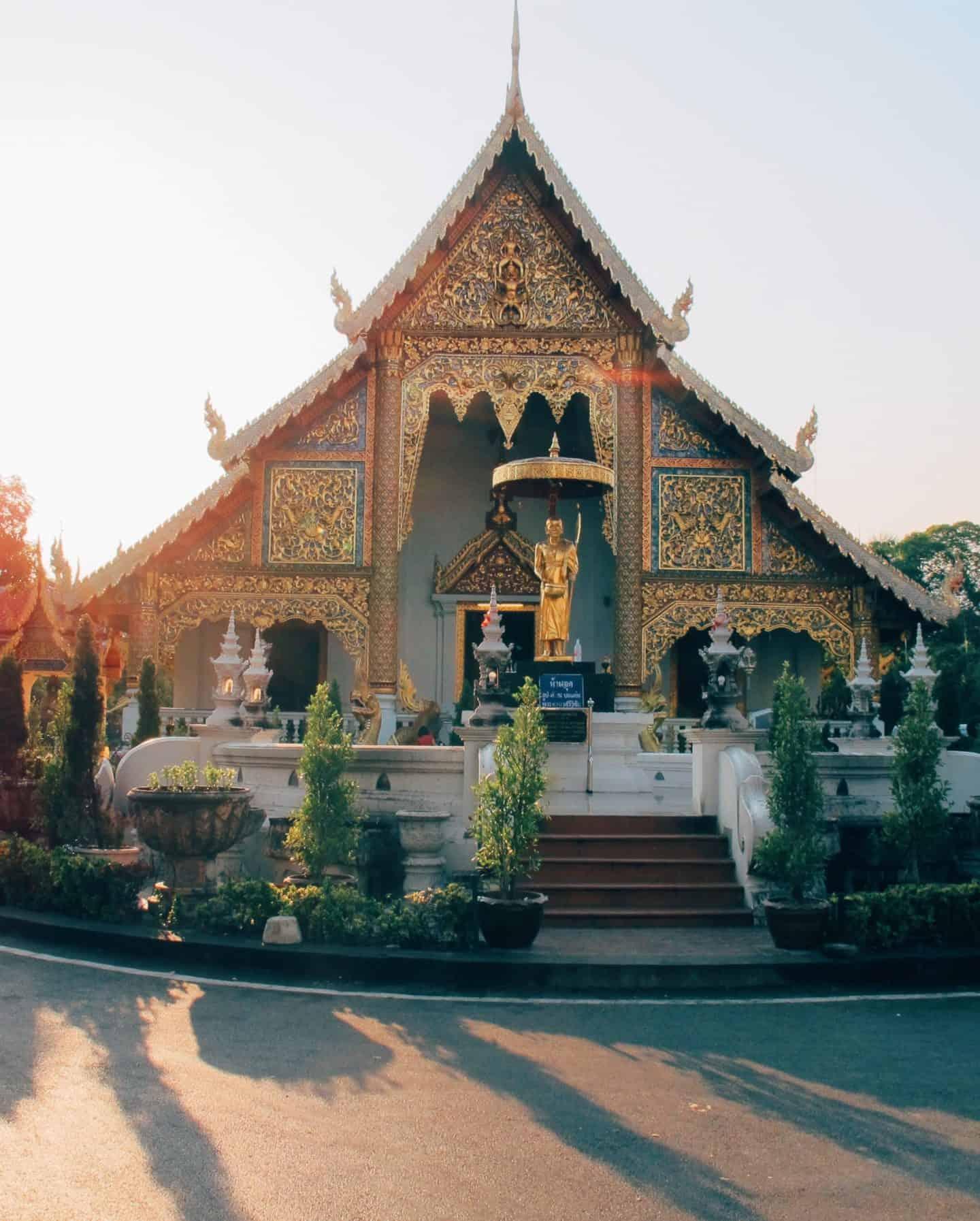 Chiang Mai, black expat friendly city
