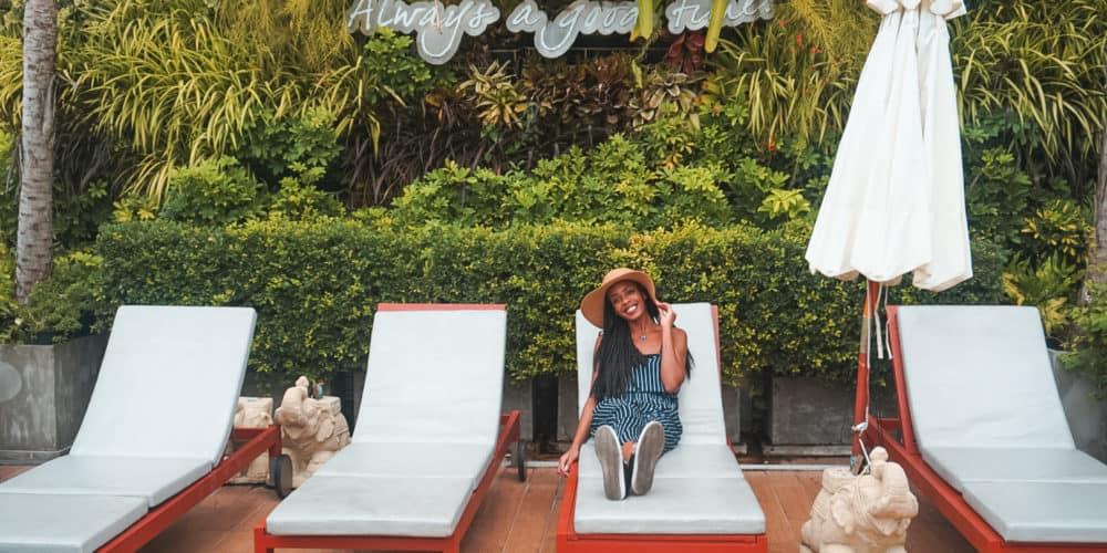 Black Female Solo Travel in Bangkok