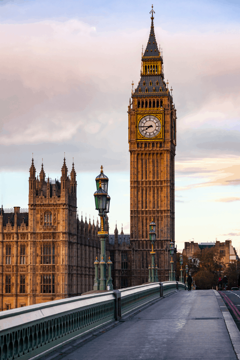 Big Ben, London UK