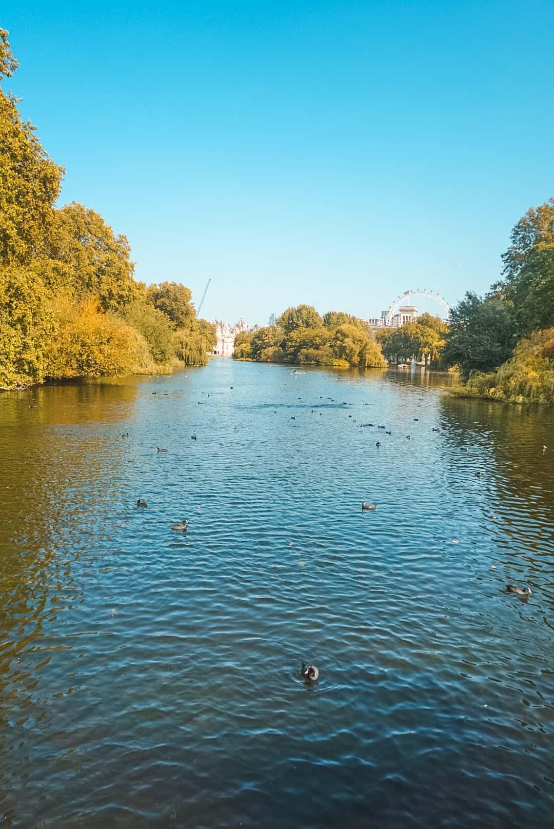 St.James Park London