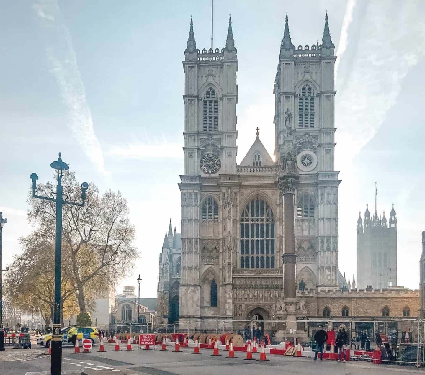 Starting Point 8 Westminster Abbey Self Guided Walking Tour London