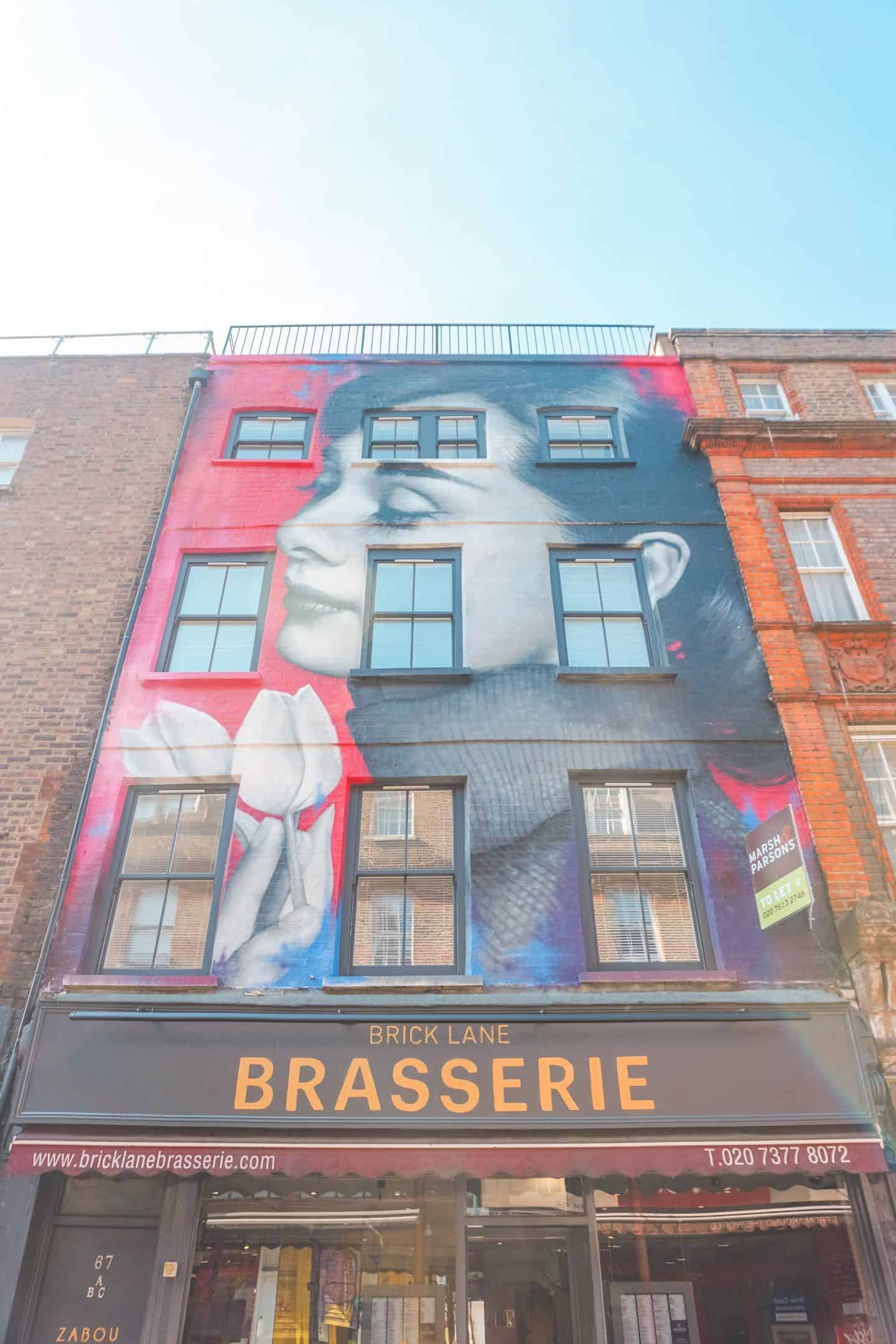Audrey-Hepburn-Street-Art-on-Brick-Lane