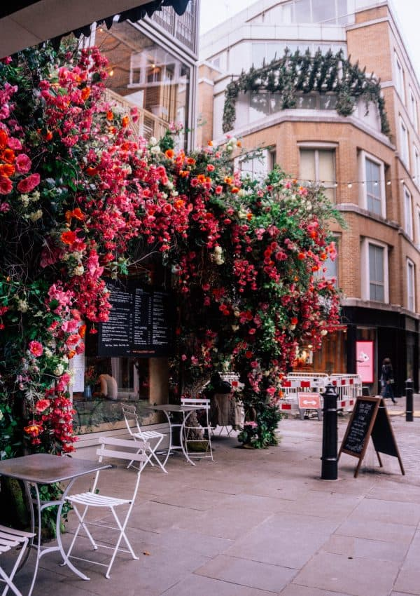 A Charming Covent Garden Walk: Top Streets To See