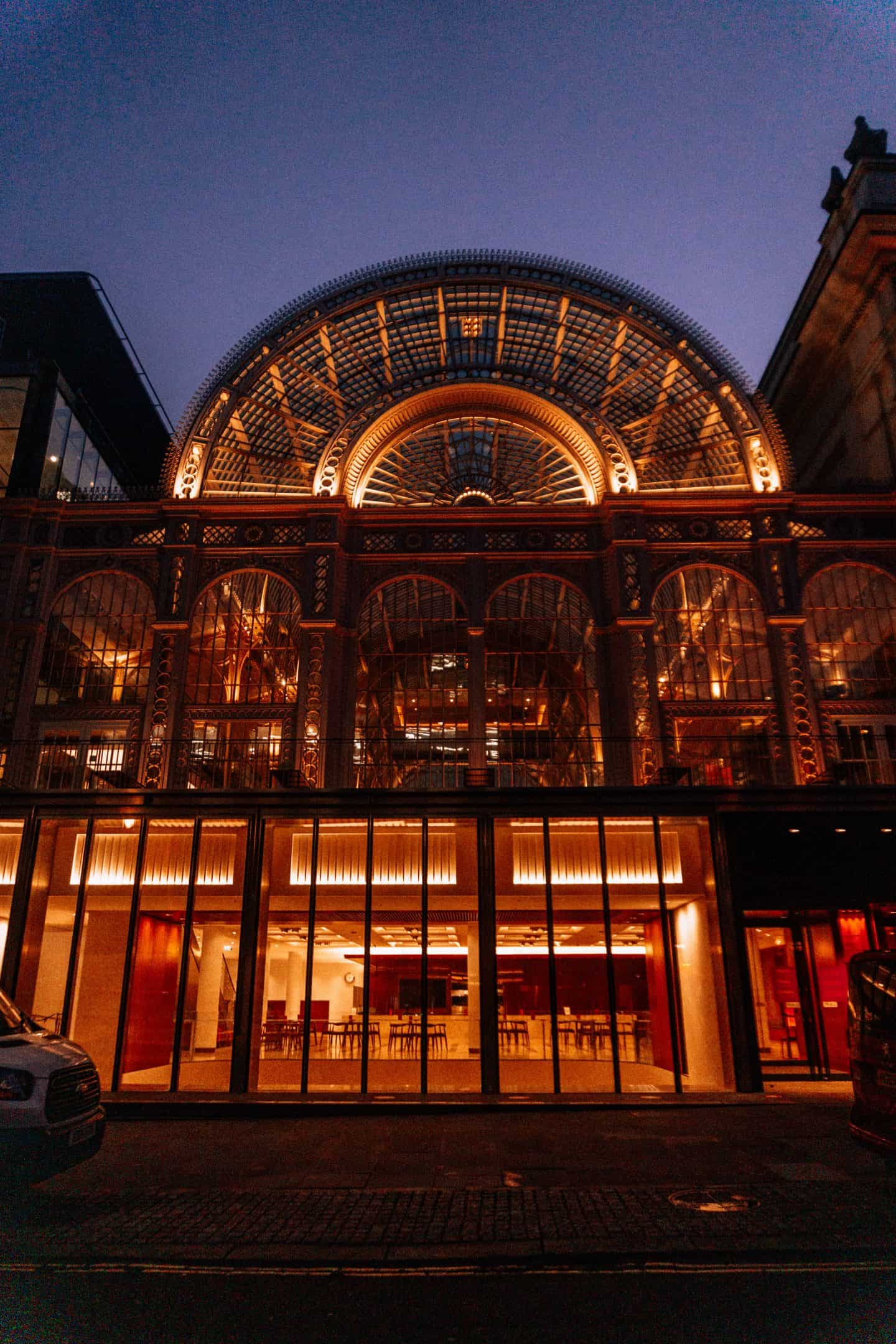Royal Opera Hall