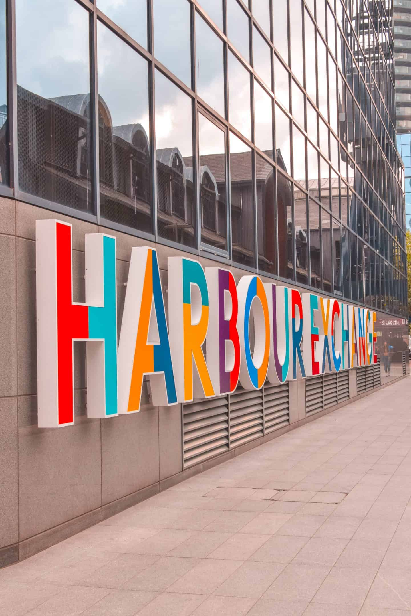 Crossharbour Canary Wharf