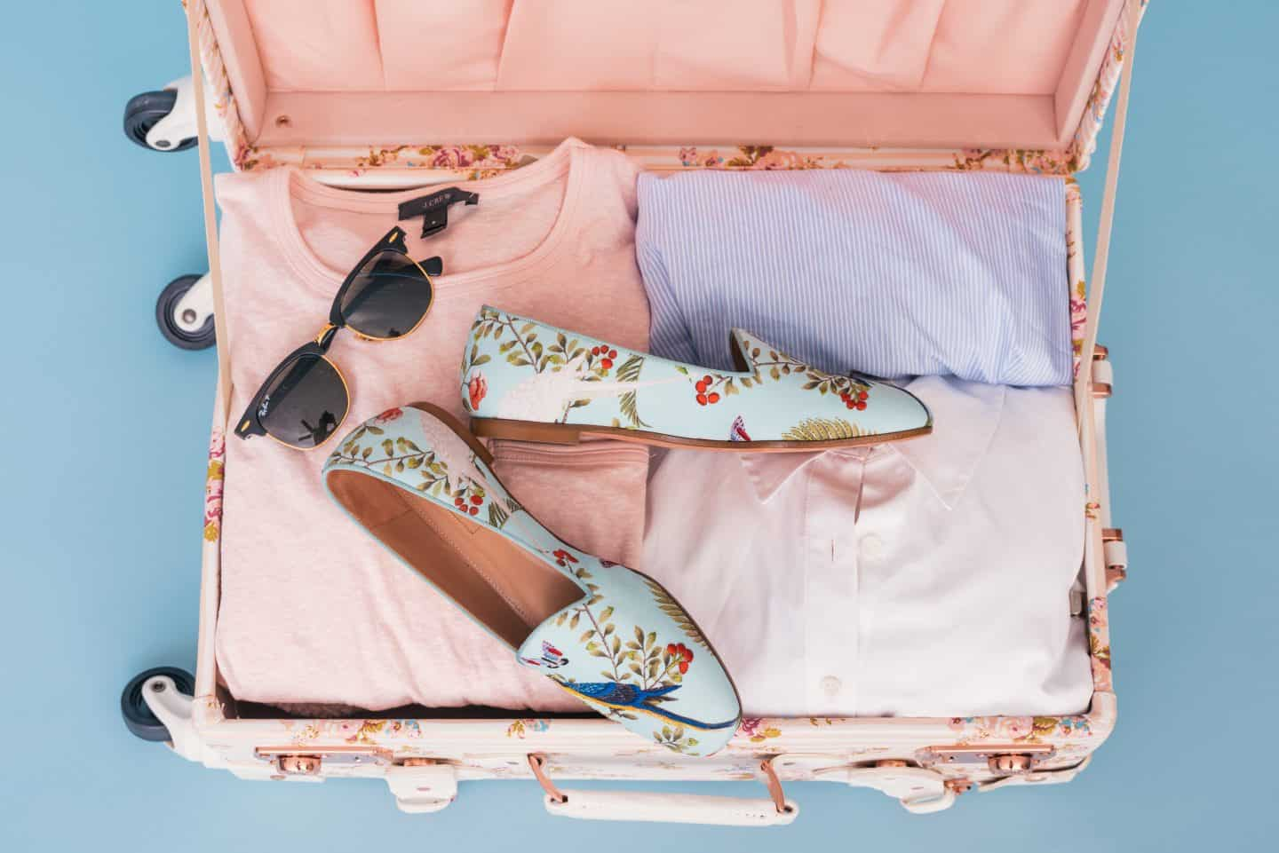 Packing for traveling abroad the first time