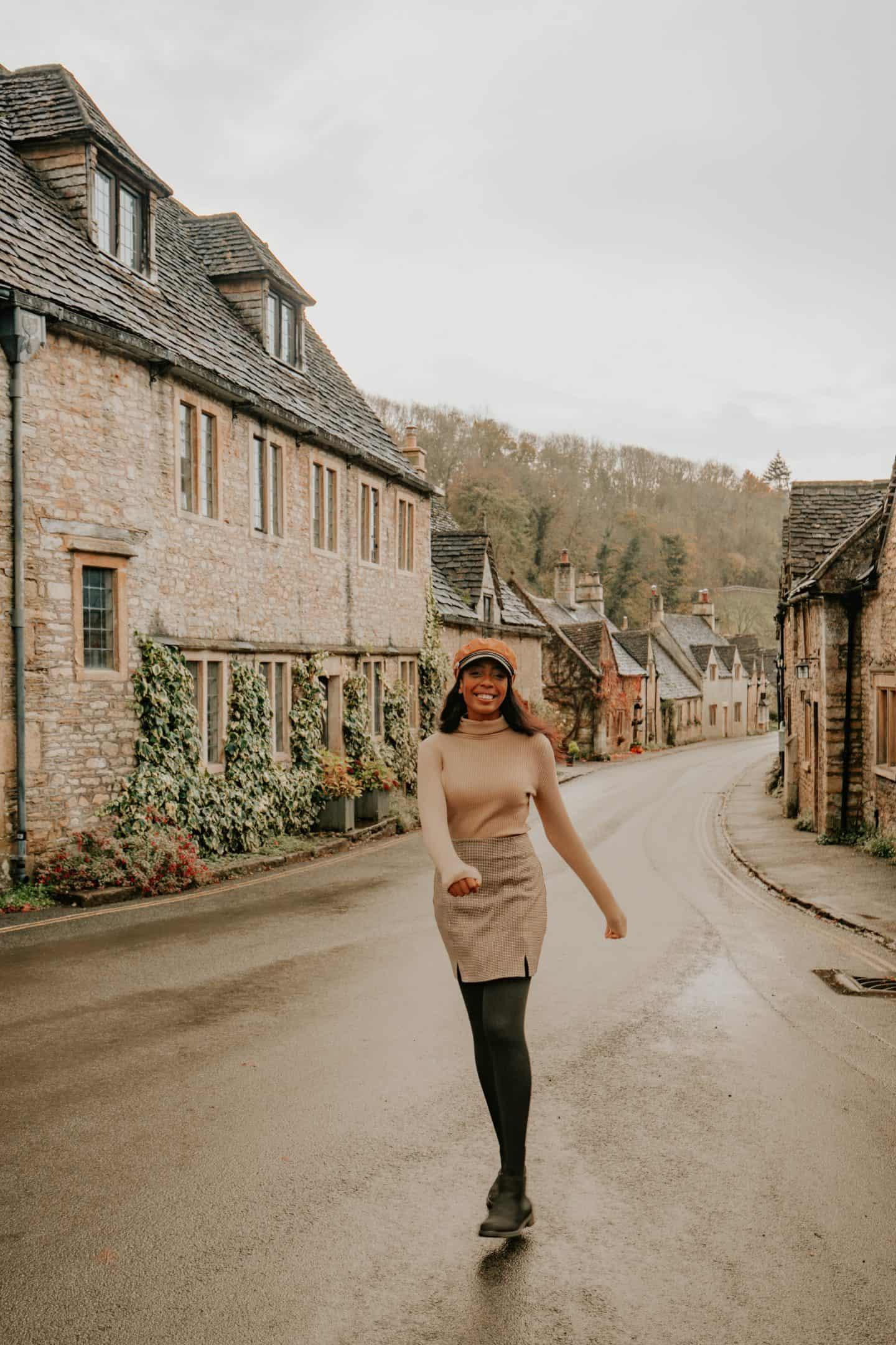 Prettiest Village in England, Castle Combe Cotswolds