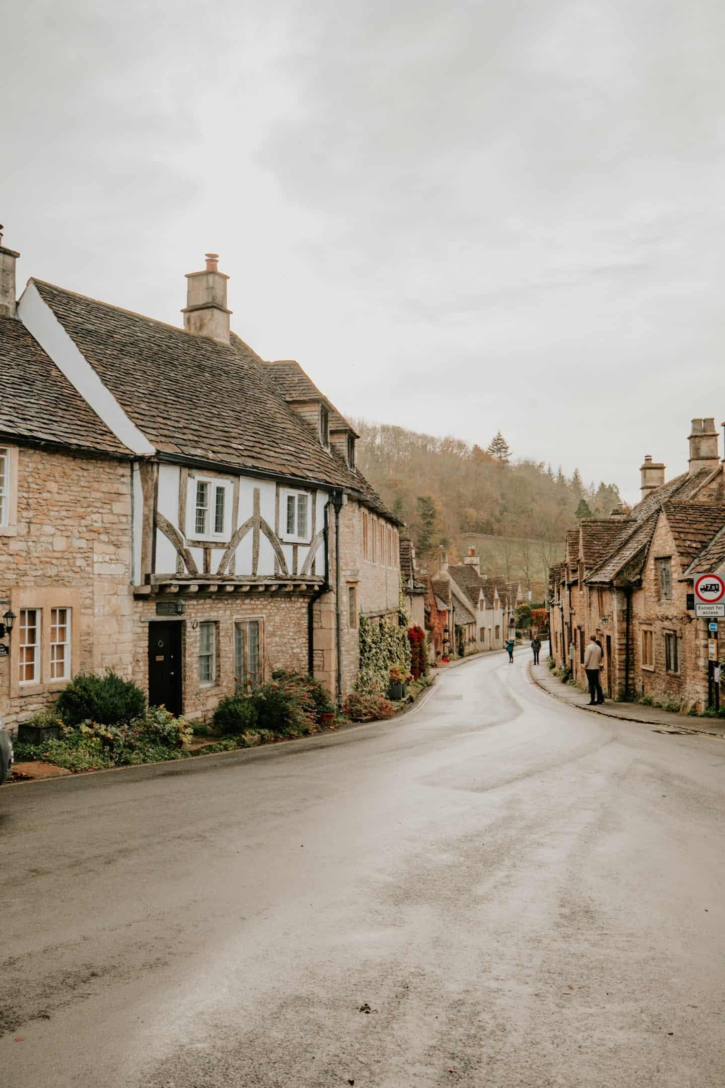 Castle Combe Village History