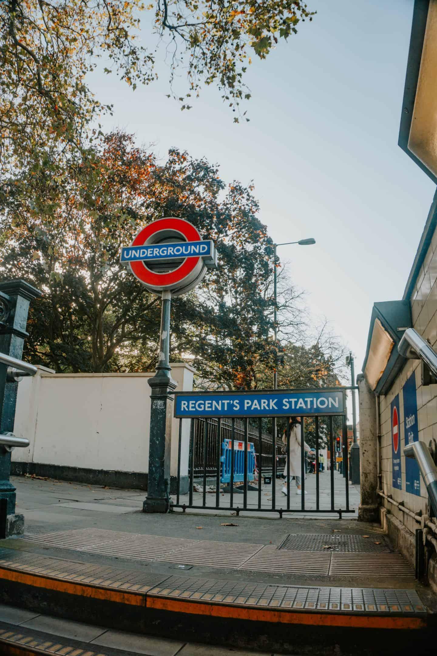 Regent's Park Station