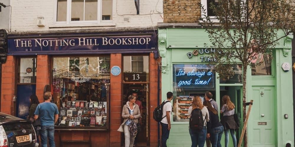 Notting Hill Travel Bookshop