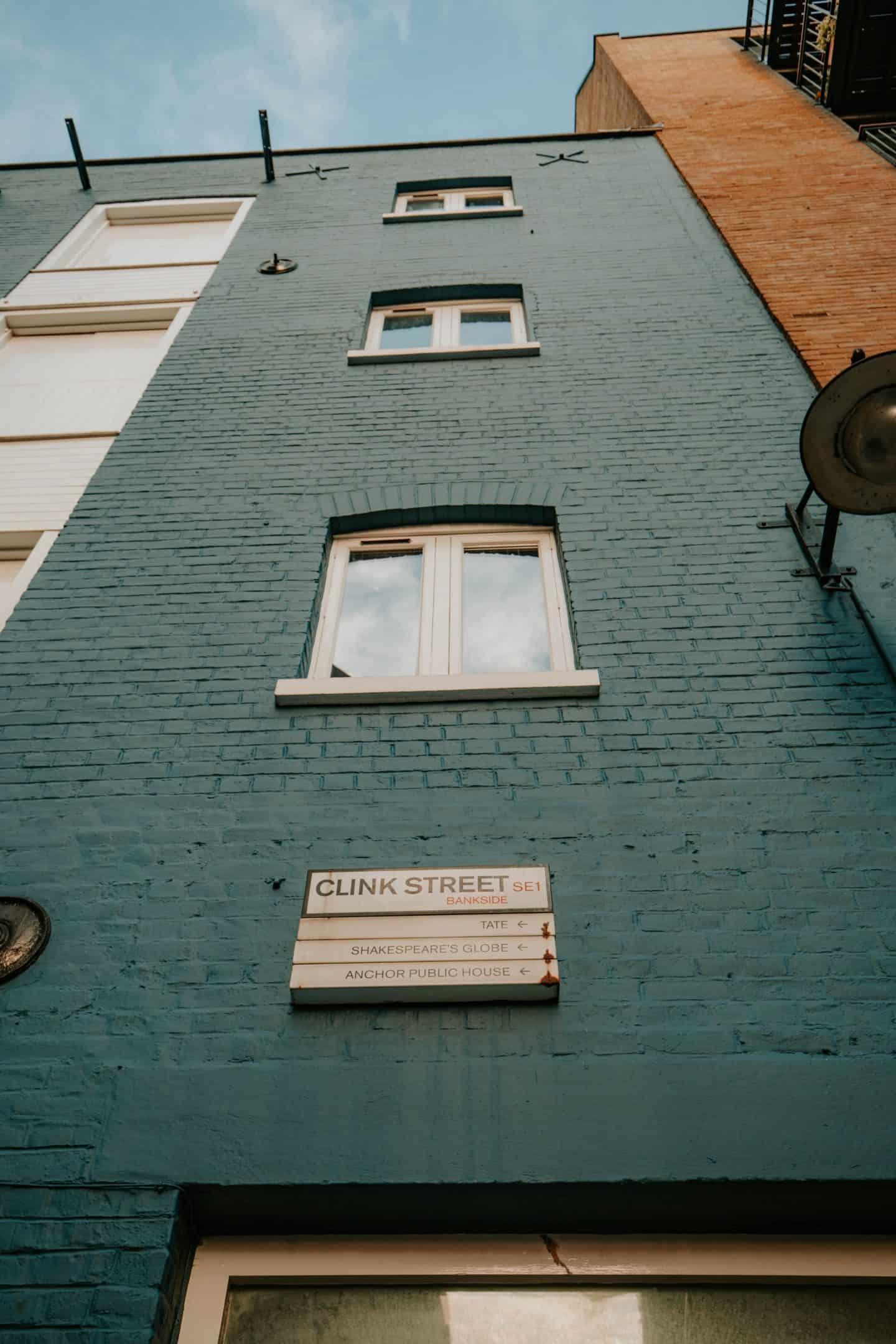 Clink Street Building