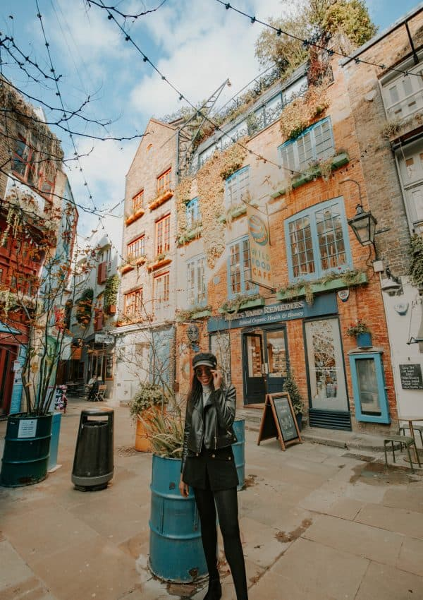 Neal's Yard Covent Garden: Your Ultimate London Hideaway