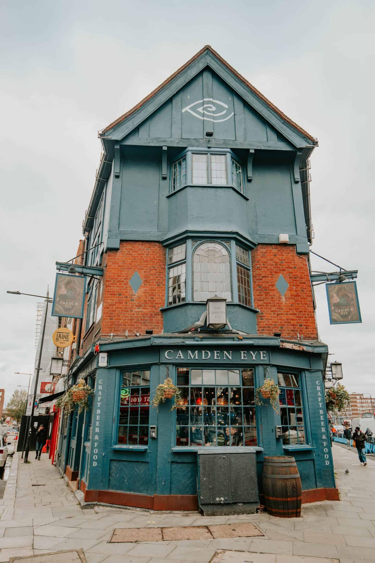 Camden Eye Pub