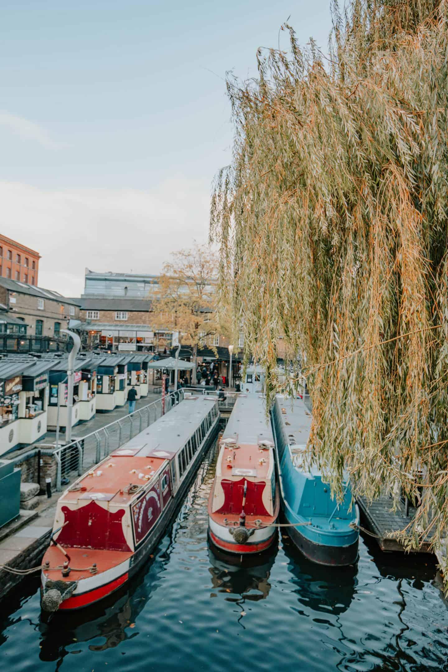 Regent's Canal in Camden