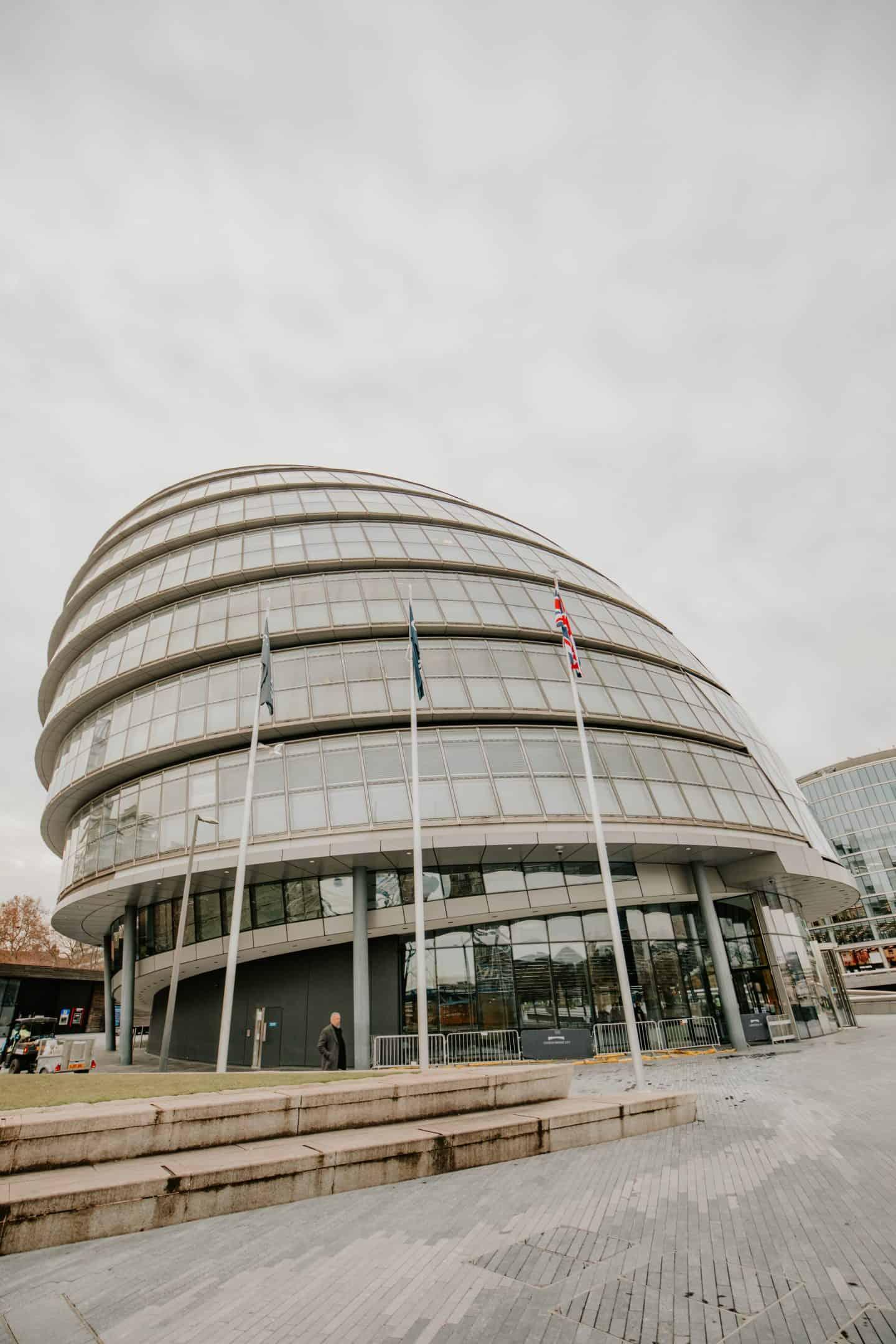 The Mayor's Office in London