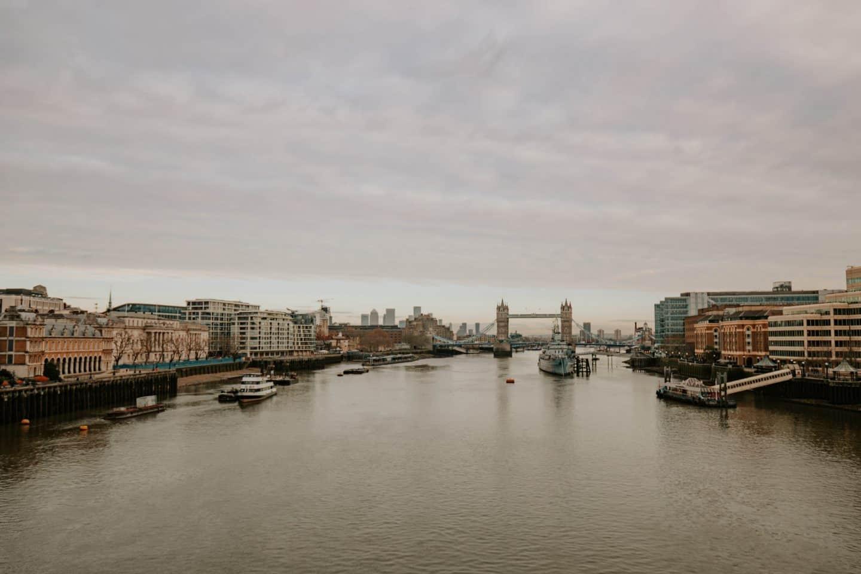 London Bridge View