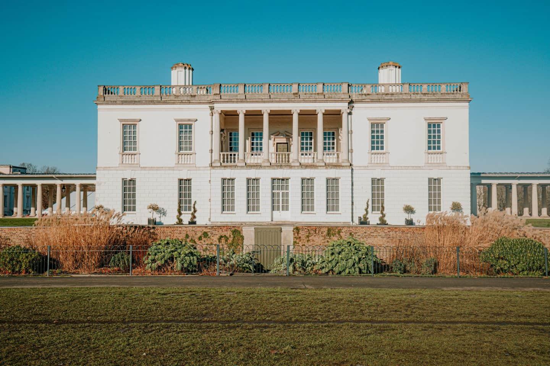 Bridgerton London Filming Location - The Queen's House