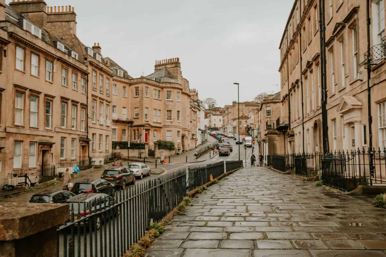 Bridgerton Filming Locations in Bath