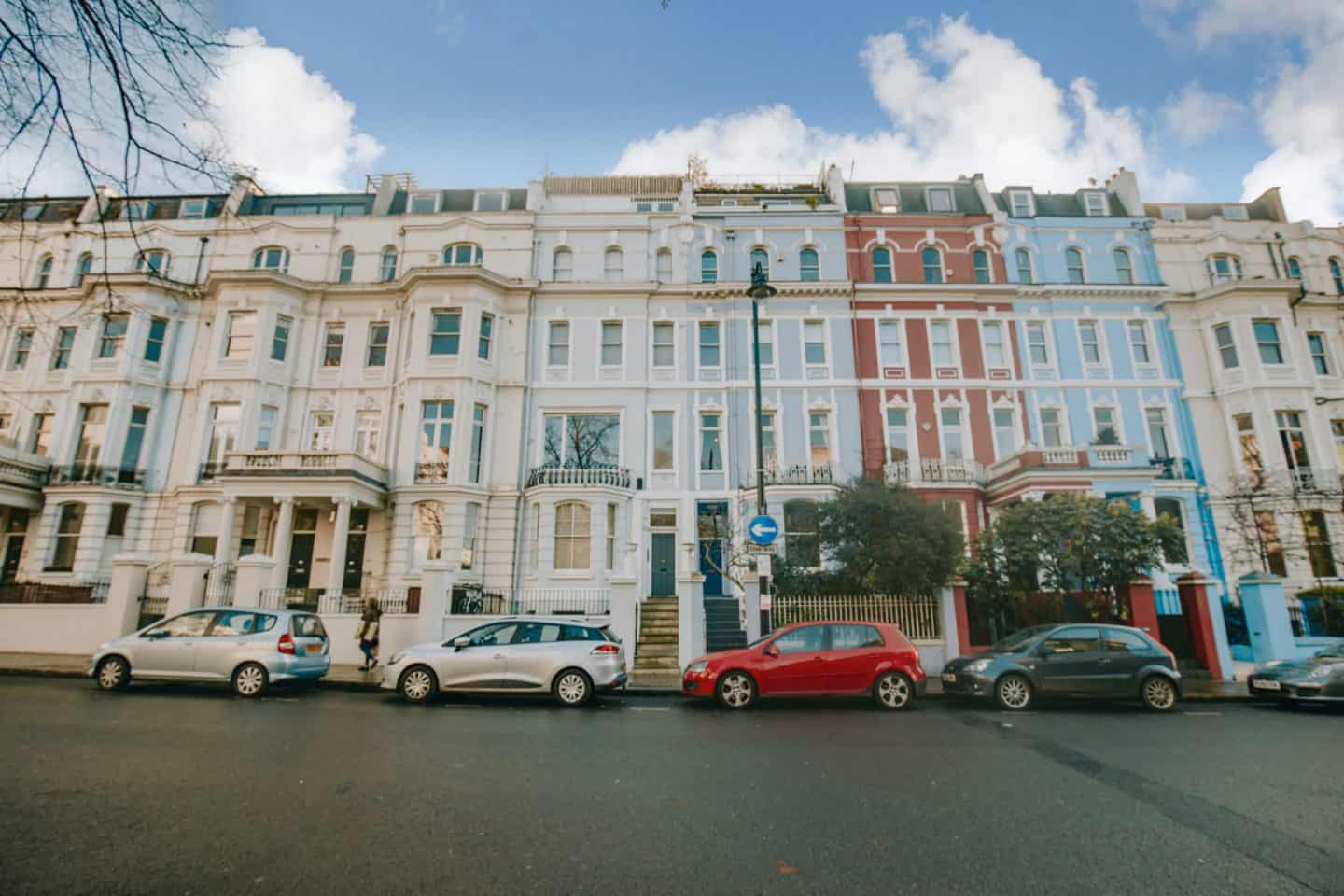 Colville Terrace Notting Hill