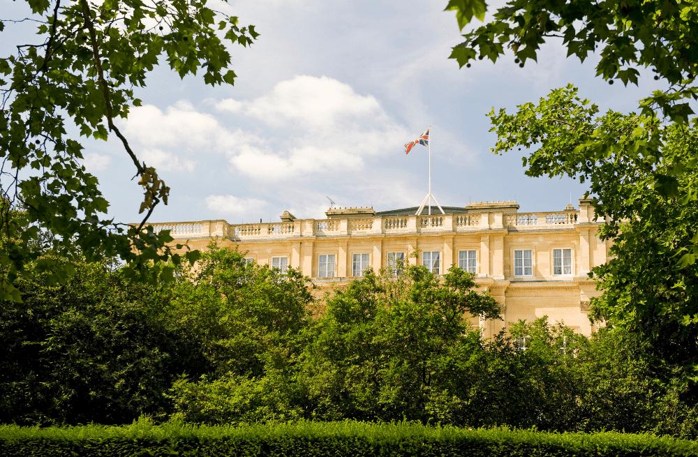 Bridgerton London Lancaster House
