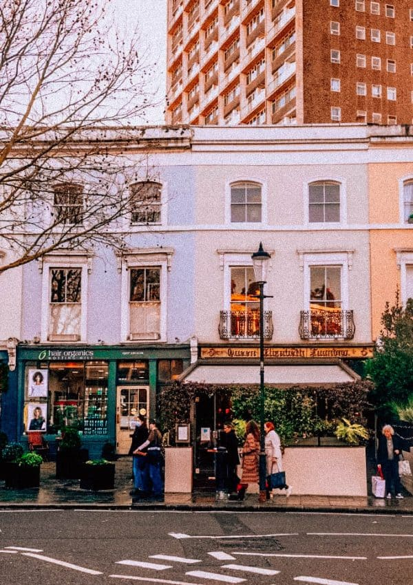 How to Spend a Sunday in London