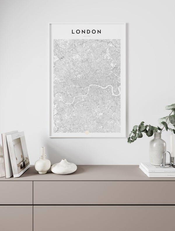 London Wall Art You'll Love (from a London Travel Blogger!)