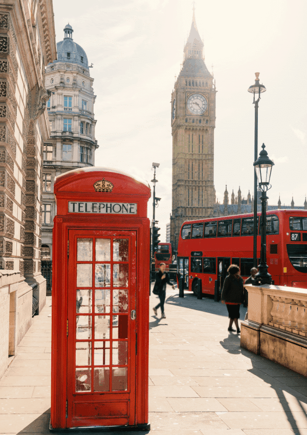 How to Make Friends in London (and any city)